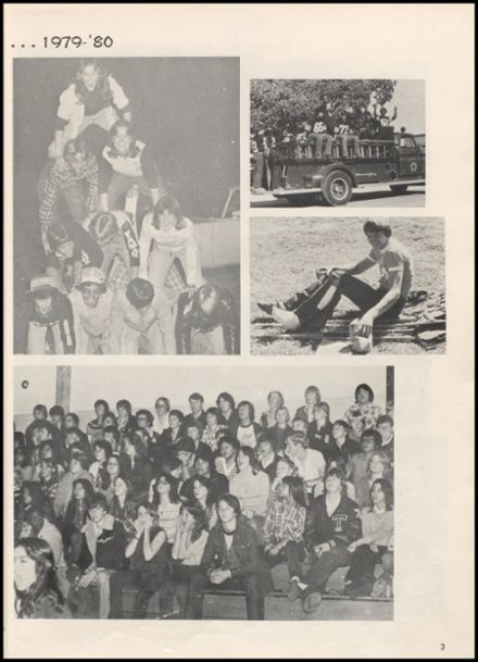1980 Smithville High School Yearbook Page 7