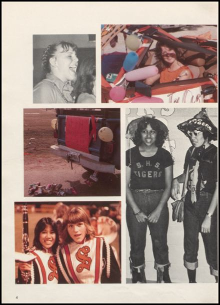 1980 Smithville High School Yearbook Page 8
