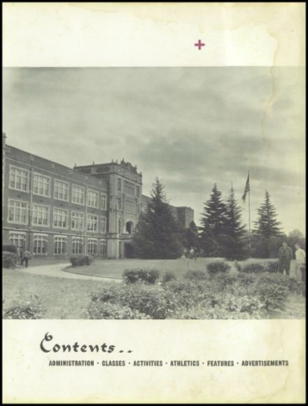 1951 Gastonia High School Yearbook Page 9