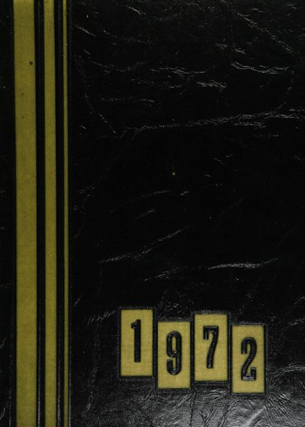 1972 Kennedy High School Yearbook Cover