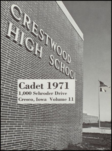 1971 Crestwood High School Yearbook Page 5