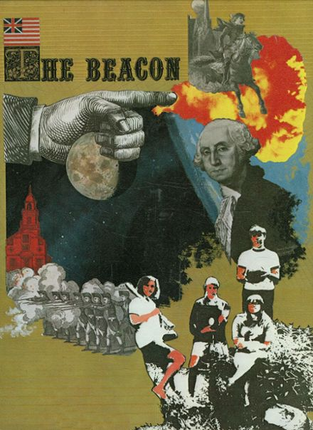 1970 Peachtree High School Yearbook Cover
