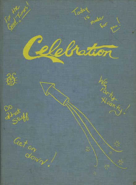 1978 Troup County Comprehensive High School Yearbook Cover