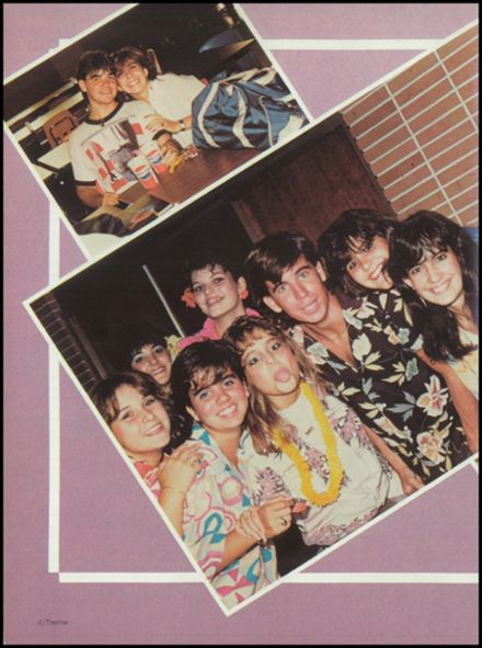 1986 St. Brendan High School Yearbook Page 8