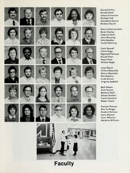 Explore 1985 Miami Middle School Yearbook Ft Wayne In Classmates