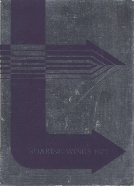 1979 Canyon High School Yearbook Cover