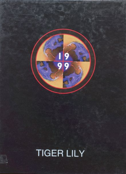1999 Port Allegany High School Yearbook Cover