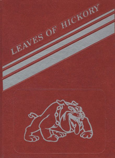 1982 Dupont High School Yearbook Cover