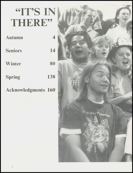 1993 Arlington High School Yearbook Page 6