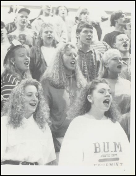 1993 Arlington High School Yearbook Page 7