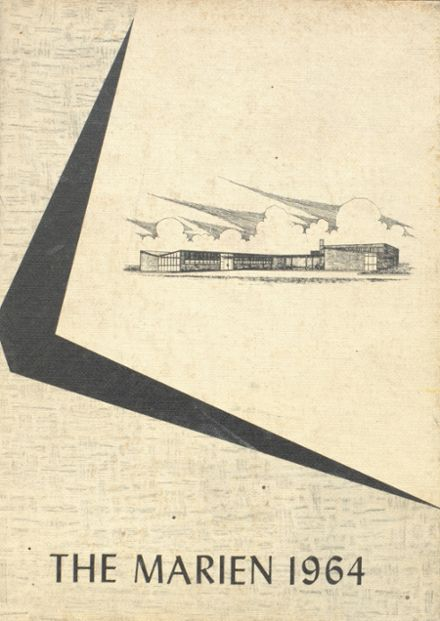 1964 East Forest High School Yearbook Cover