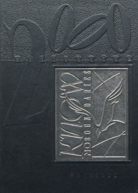 2000 Ripley High School Yearbook Cover