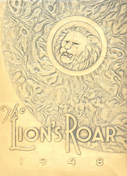 1948 Gravette High School Yearbook Cover