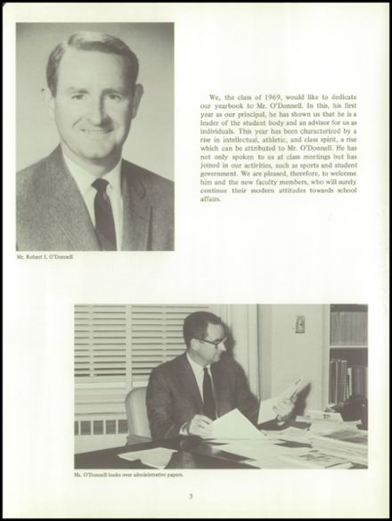 1969 Belmont High School Yearbook Page 7
