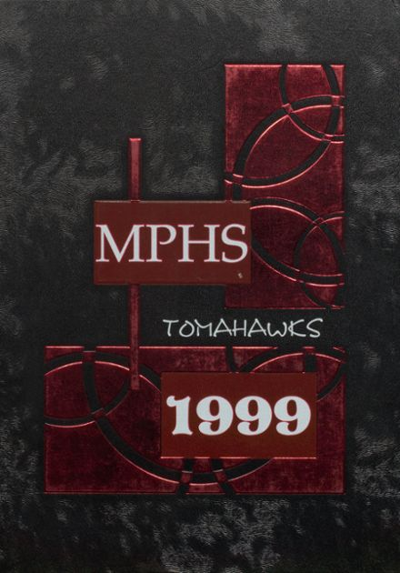 1999 Marysville-Pilchuck High School Yearbook Cover