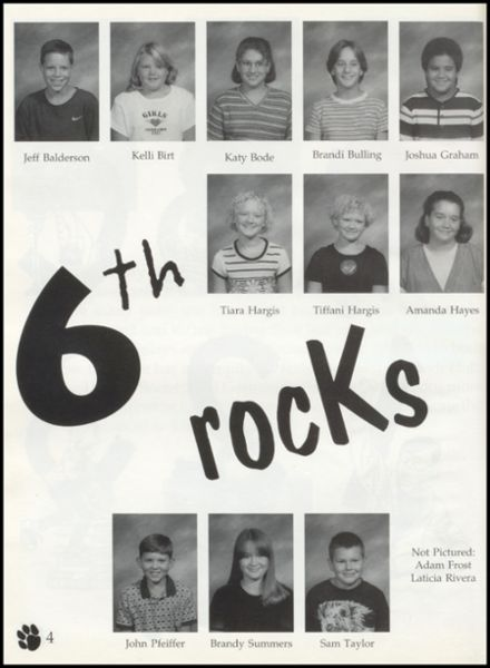 1998 Mulhall-Orlando High School Yearbook Page 8