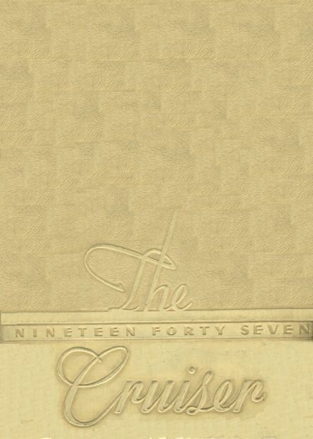1947 Shelby High School Yearbook Cover