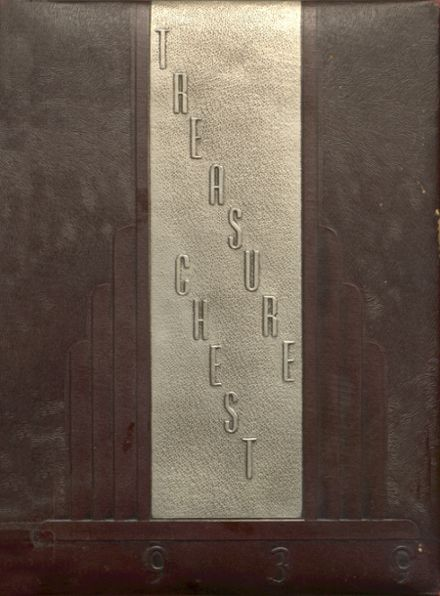 1939 Mepham High School Yearbook Cover