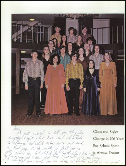 1973 Champaign Central High School Yearbook Page 8