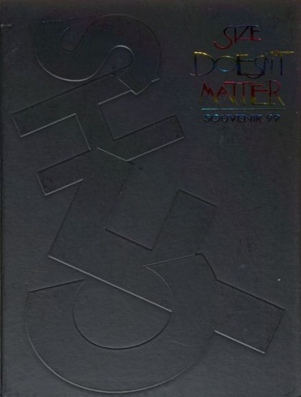 1999 Central Falls High School Yearbook Cover