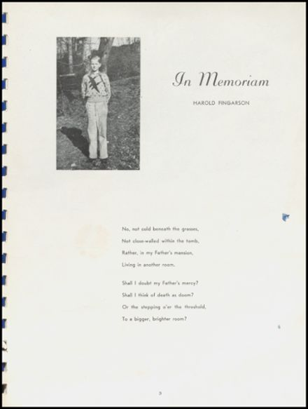 1945 Arlington High School Yearbook Page 5