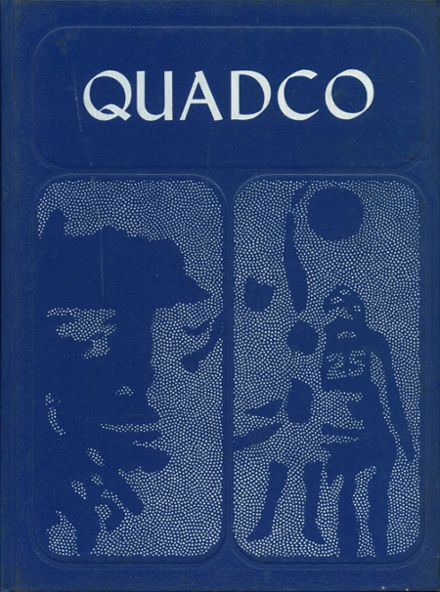 1973 Allegheny Clarion Valley High School Yearbook Cover
