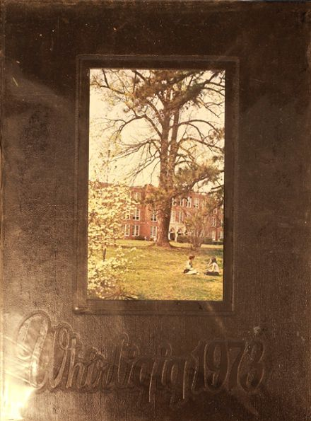 1973 Grimsley High School Yearbook Page 1