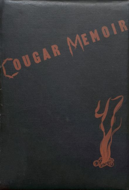 1947 Charleroi High School Yearbook Cover
