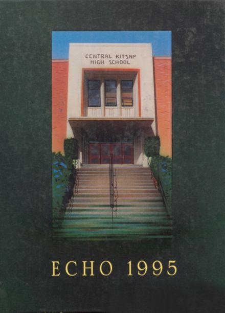 1995 Central Kitsap High School Yearbook Cover