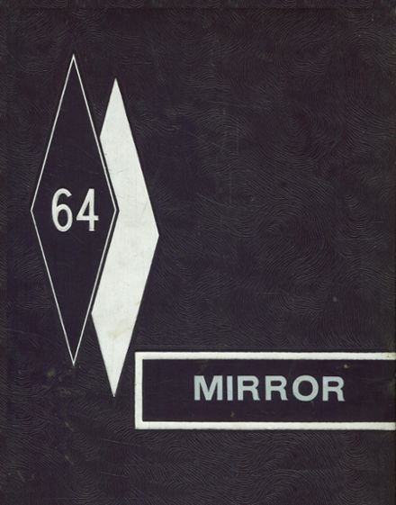 1964 Revere High School Yearbook Cover