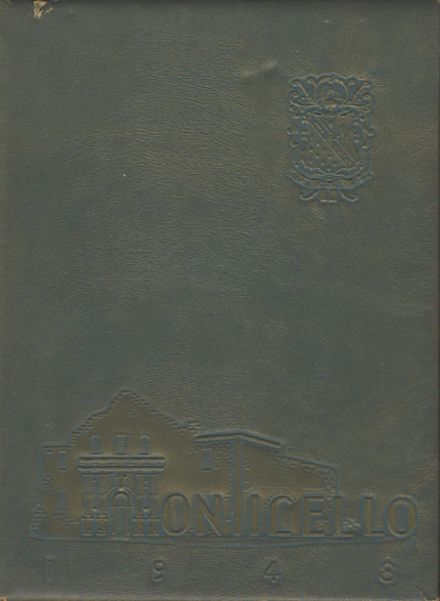 1948 Thomas Jefferson High School Yearbook Cover