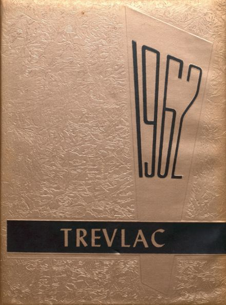 1962 Calvert High School Yearbook Cover