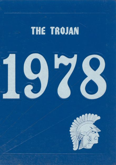 1978 Tescott High School Yearbook Cover