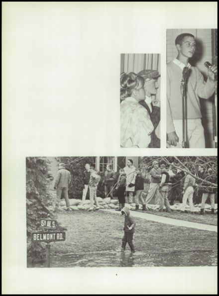 1967 Central High School Yearbook Page 8