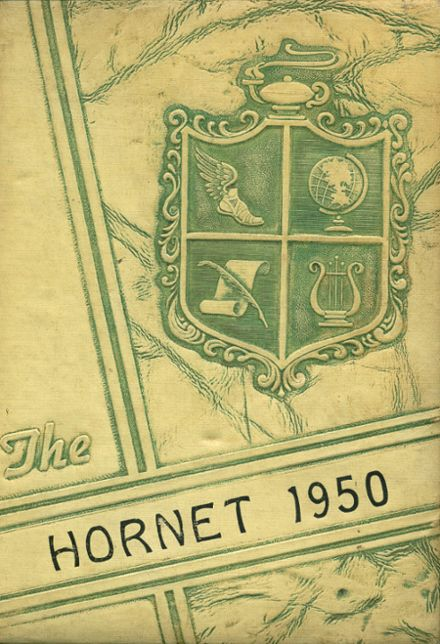 1950 Pickton High School Yearbook Page 1