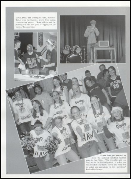 2005 Rib Lake High School Yearbook Page 6