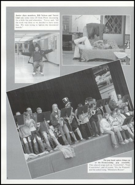 2005 Rib Lake High School Yearbook Page 8