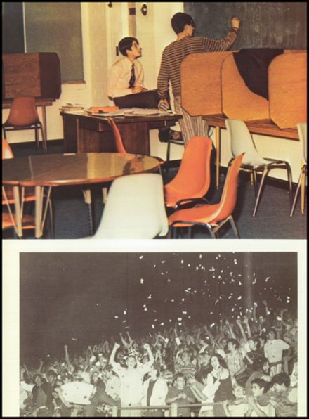 1972 Crespi Carmelite High School Yearbook Page 6