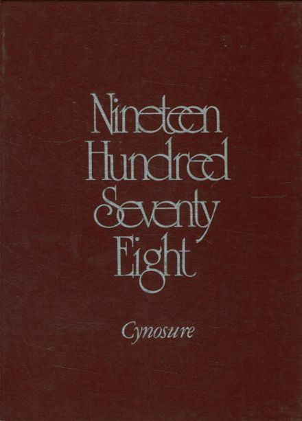 1978 Lyndon Institute Yearbook Cover
