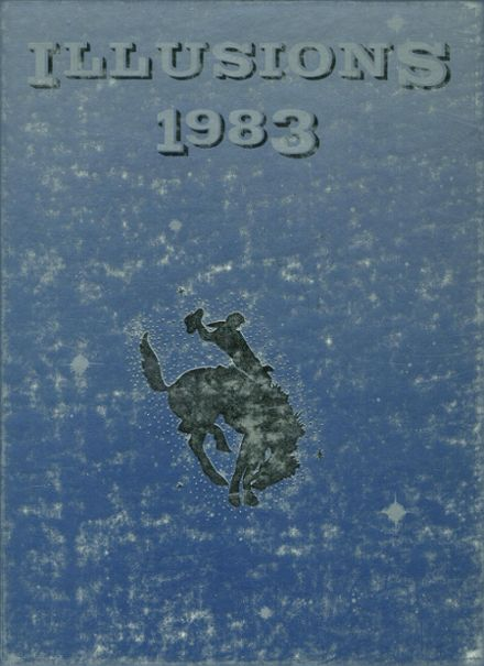 1983 Livermore High School Yearbook Cover