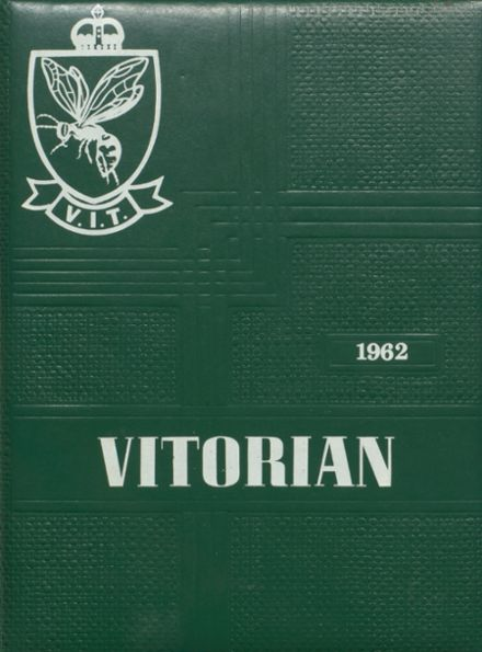 1962 V.I.T. High School Yearbook Cover