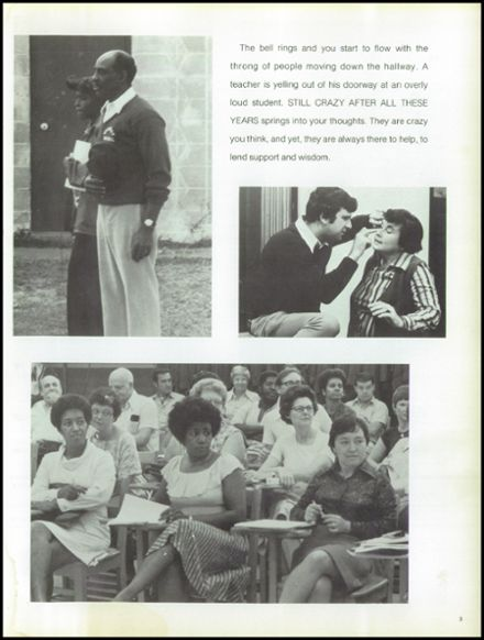 1979 Wilmington High School Yearbook Page 7