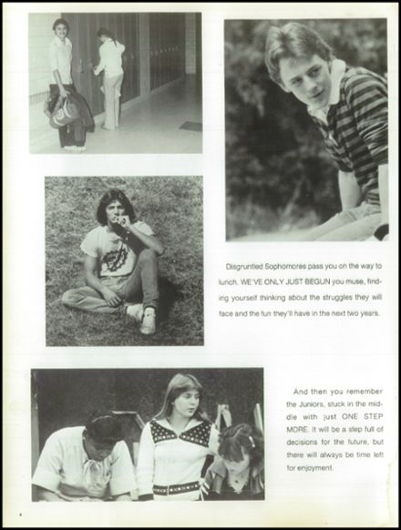 1979 Wilmington High School Yearbook Page 8