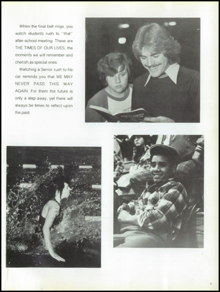 1979 Wilmington High School Yearbook Page 9