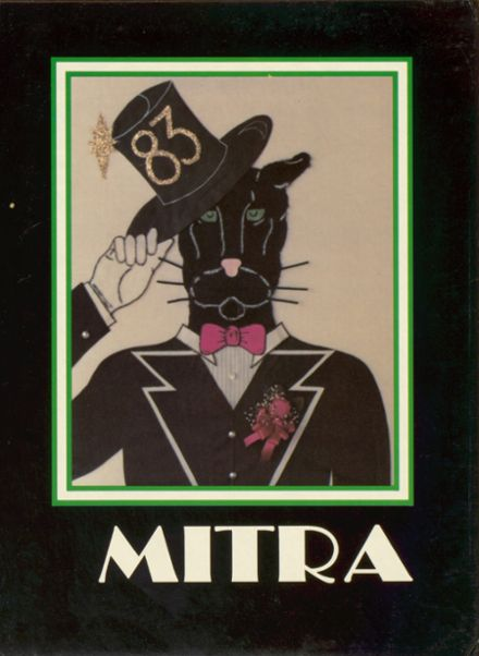 1983 Miami Trace High School Yearbook Cover