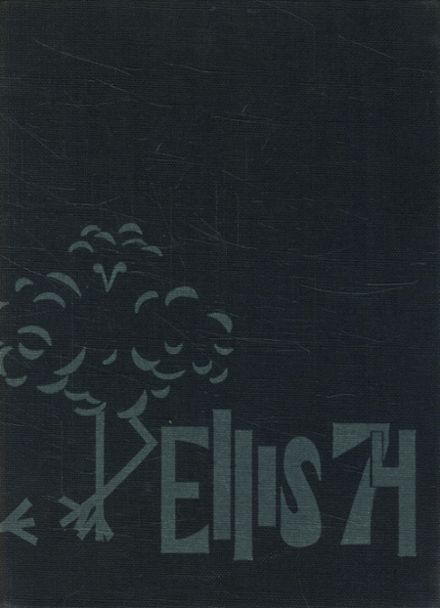 1974 Ellis School for Girls Yearbook Cover