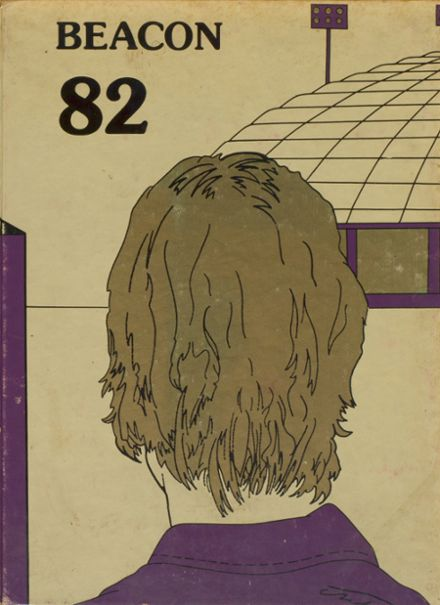 1982 Bowling Green High School Yearbook Cover