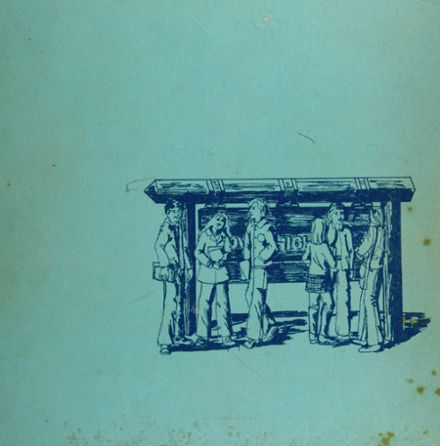 1973 Andover High School Yearbook Cover
