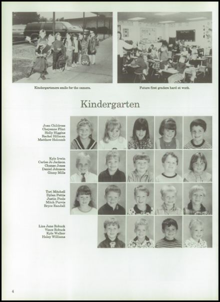 1998 Tri-County Academy Yearbook Page 8