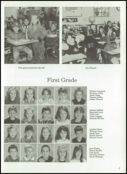 1998 Tri-County Academy Yearbook Page 9